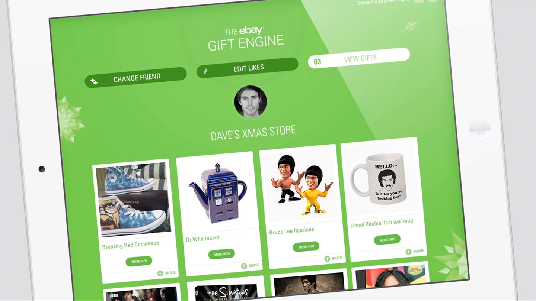 eBay - Christmas - Gift Engine
